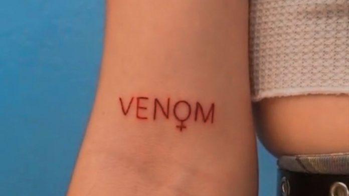 Un tatuaggio virale su TikTok