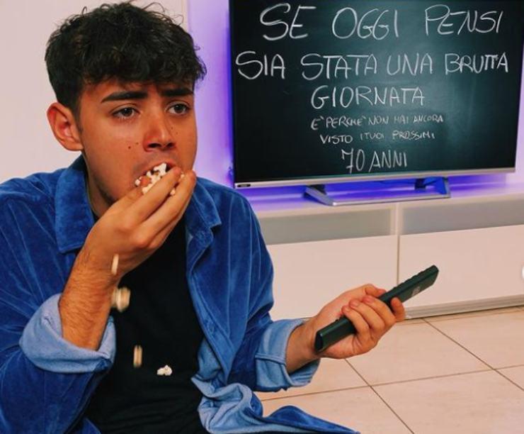 Gabriele Vagnato comico