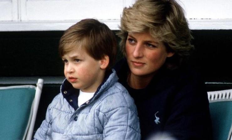 Principe Harry e Lady D