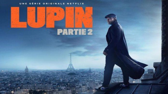 Lupin serie Netflix