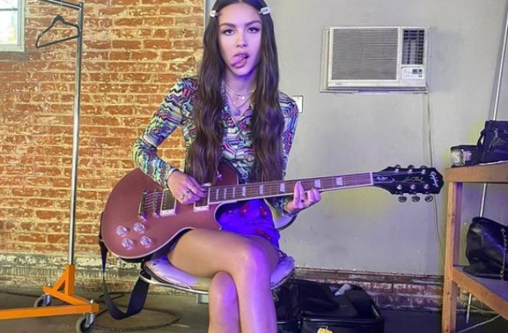 Olivia Rodrigo nuovo album