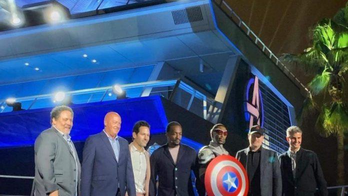Campus degli Avengers