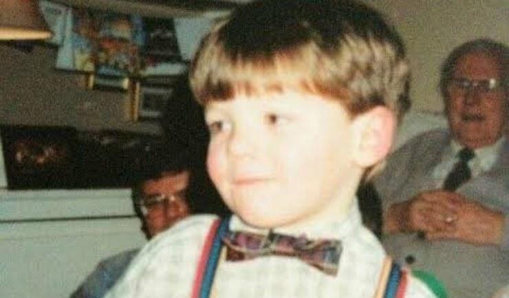 Louis Tomlinson da piccolo