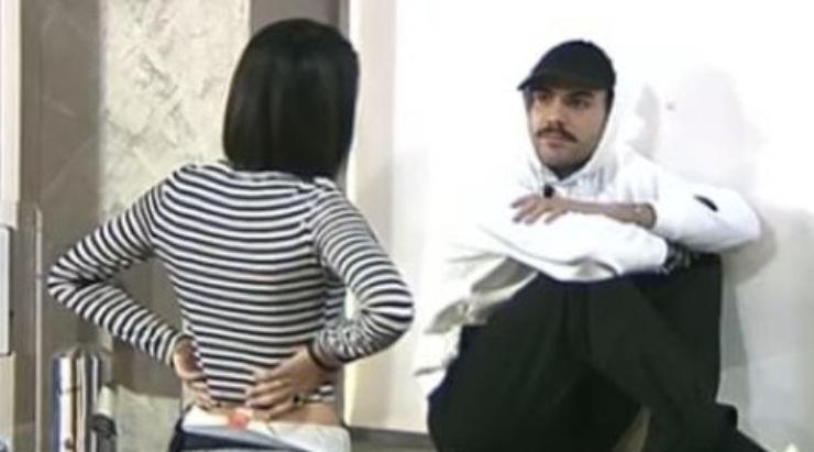 Raffaele e Martina crisi