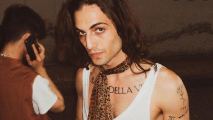 Damiano David nudes shock sui social