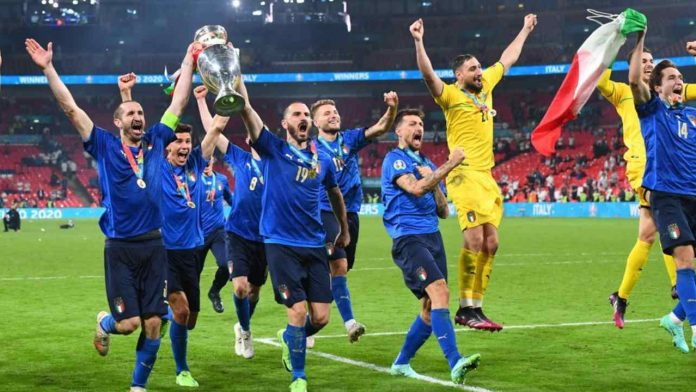 Europei 2020 Italia