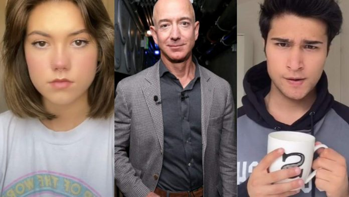 Bezos I TikTok