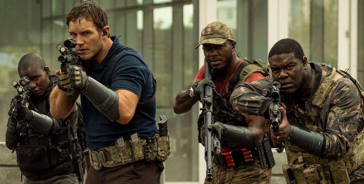 La Guerra di Domani 2 Chris Pratt