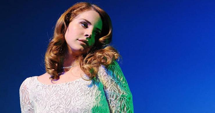 Lana Del Rey Lorde