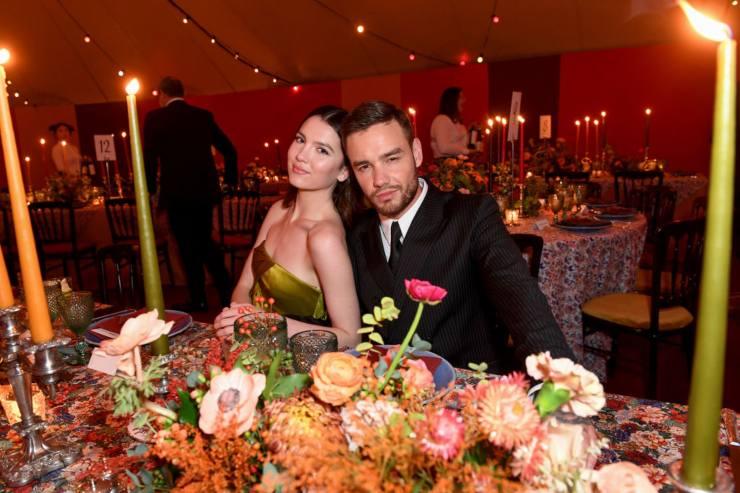 Liam Payne fidanzata