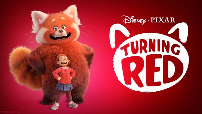 Red Disney