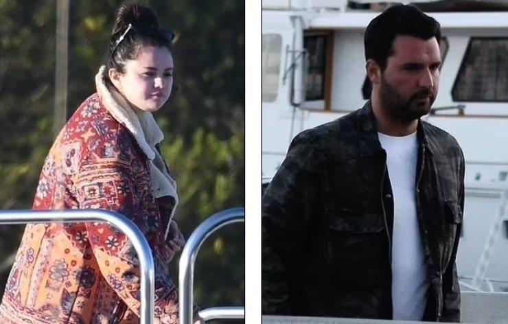 Selena Gomez torna con l'ex italiano
