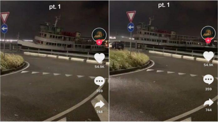 incidente in nave