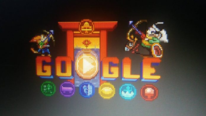Olimpiadi google