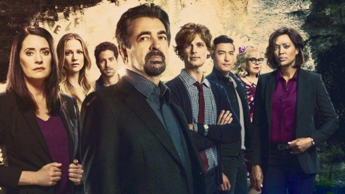 Criminal Minds 16