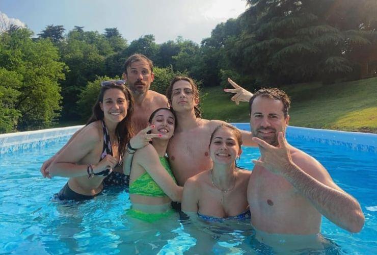 Sangiovanni famiglia