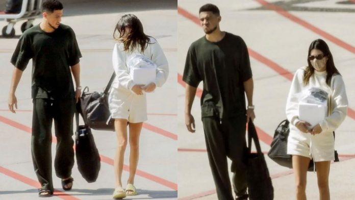 Kendall Jenner e Devin Booker