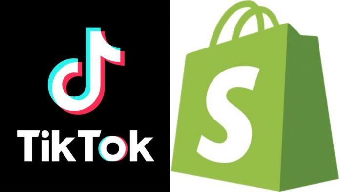 TikTok e Shopify