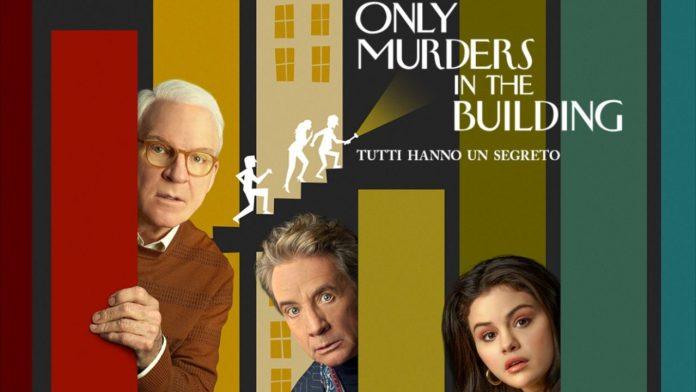 Dove vedere Only Murders in the Building in Italia