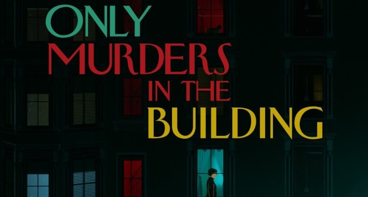 Only Murders in the Building Italia