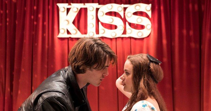 The Kissing Booth attori da piccoli