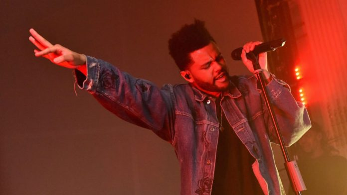 Take my breath away The Weeknd