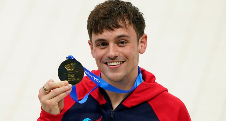 Tom Daley Olimpiadi