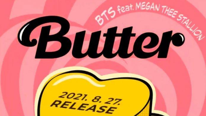 Butter Remix dei BTS ft. Megan Thee Stallion