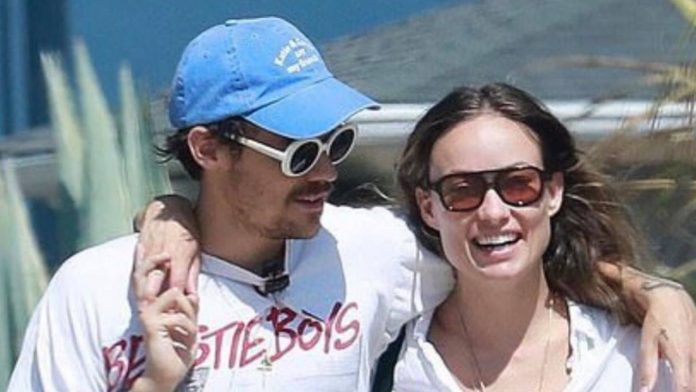Harry Styles e Olivia