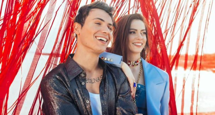 Federico Rossi e Annalisa
