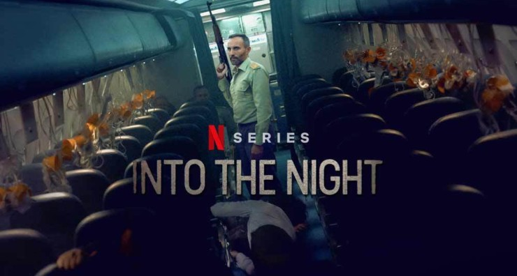 Into The Night 3 quando esce