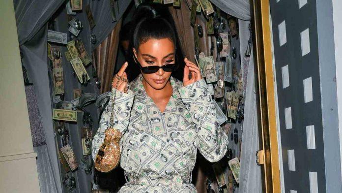 Kim Kardashian collana figlio