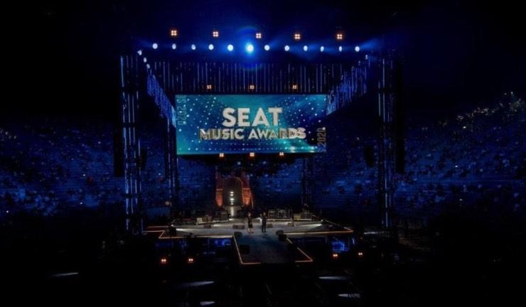 Seat music award