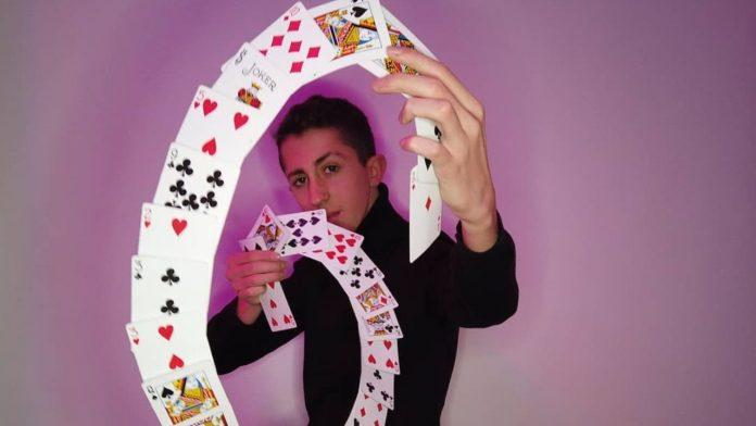 Voglio essere un mago