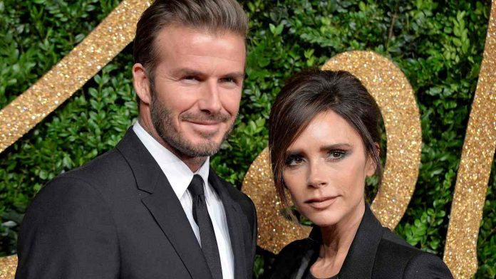 David Beckham hot