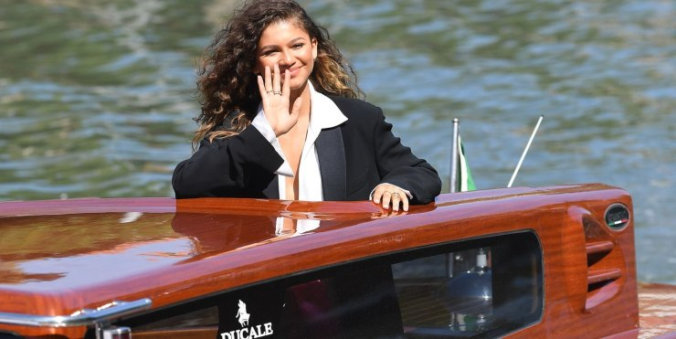 Zendaya compleanno a Venezia