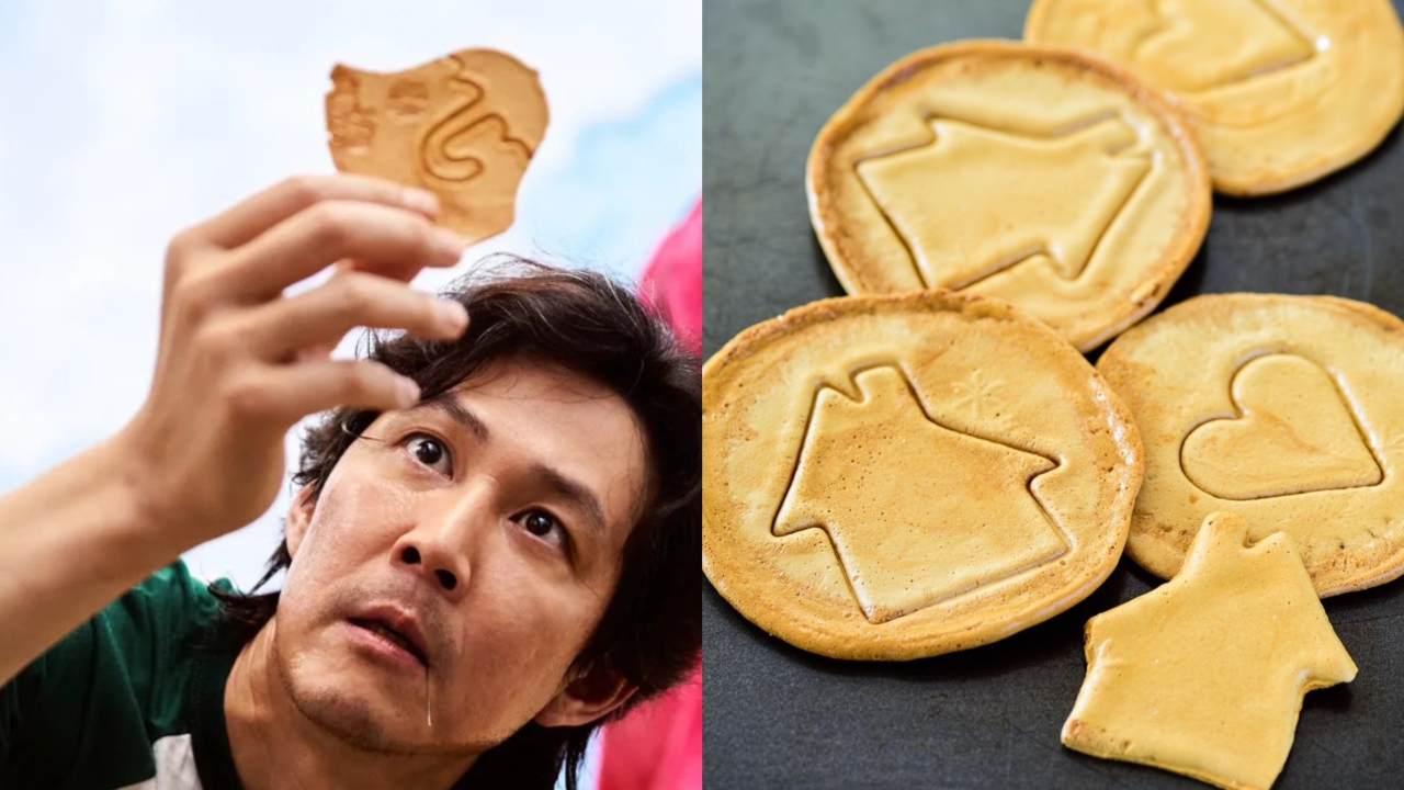 Squid Game: la ricetta dei famosi biscotti della serie tv in voga su TikTok