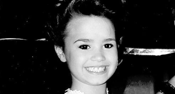 Demi Lovato da piccola