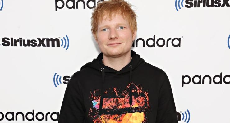 Ed Sheeran da bambino