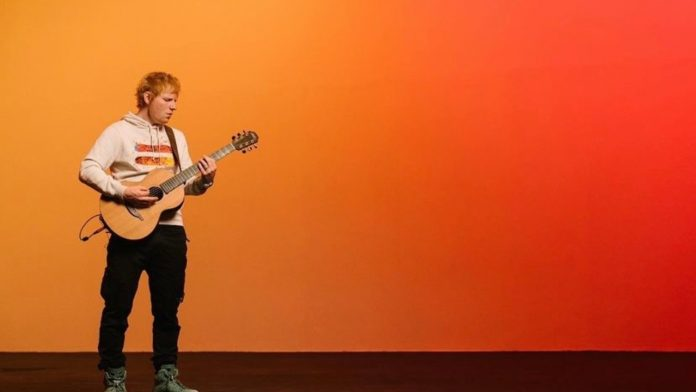 Ed Sheeran Collide