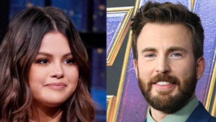 Selena Gomez e Chris Evans